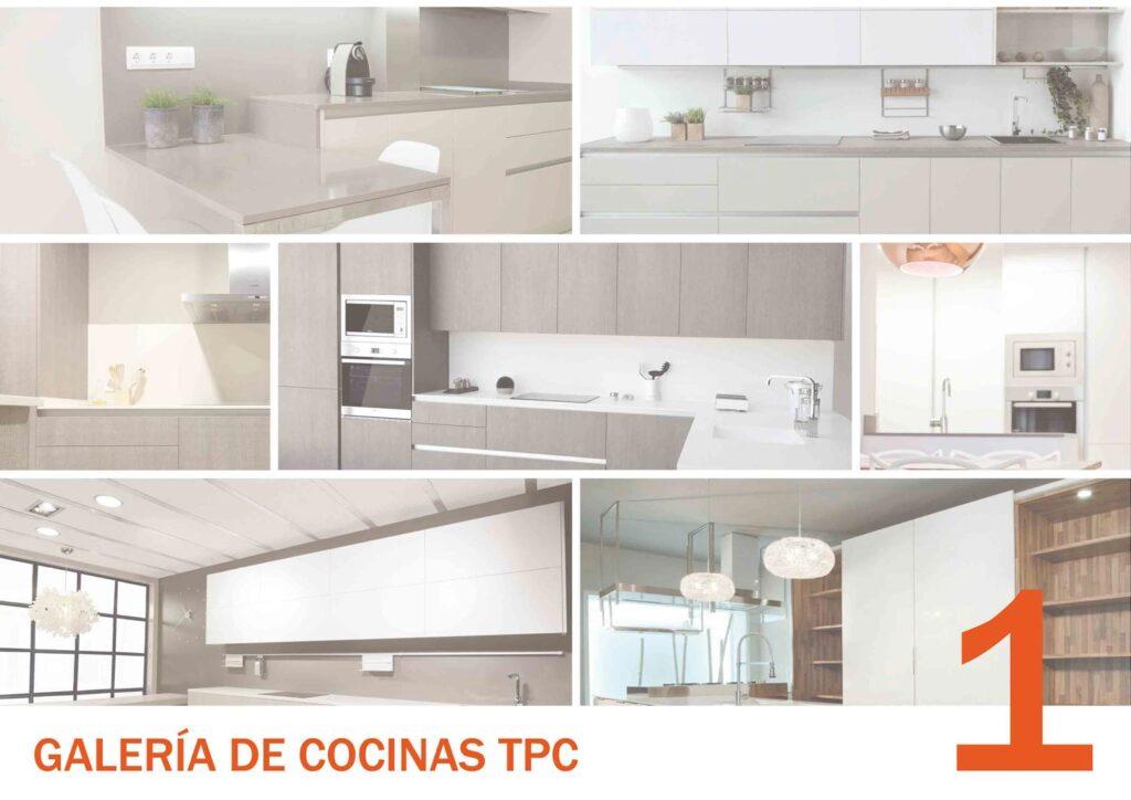 Tpc cocinas cocinas 3d - Disena tu cocina online gratis ...