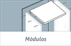 Tpc cocinas modulos de cocina - Modulos de cocina en kit ...