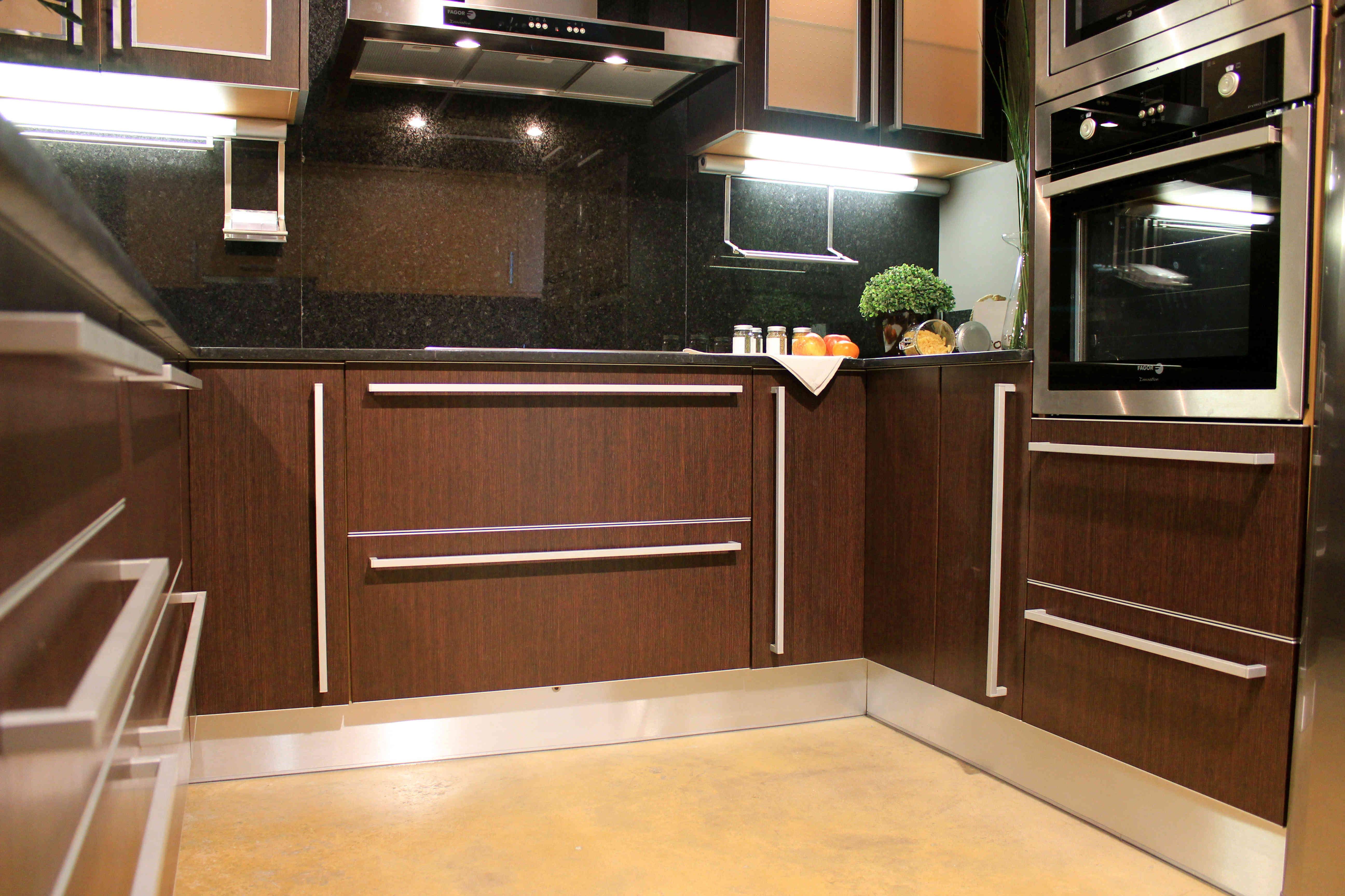 Cocinas peque as soluciones tpc cocinas - Soluciones cocinas pequenas ...