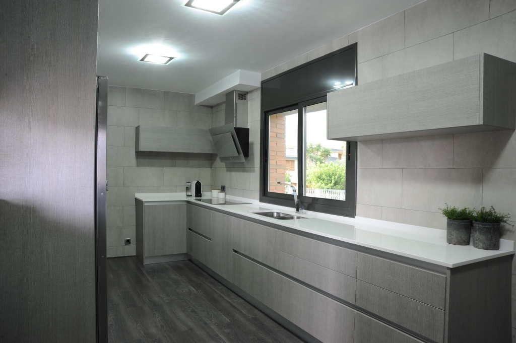 Tpc cocinas cocinas en l - Cocinas rectangulares ...