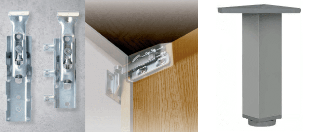 Accesorios de muebles de cocina  TPC Cocinas