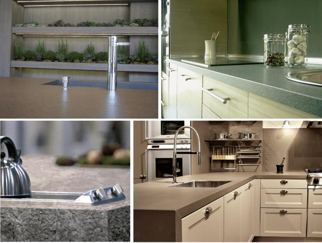 Tpc cocinas elegir muebles cocina - Muebles para encimeras ...