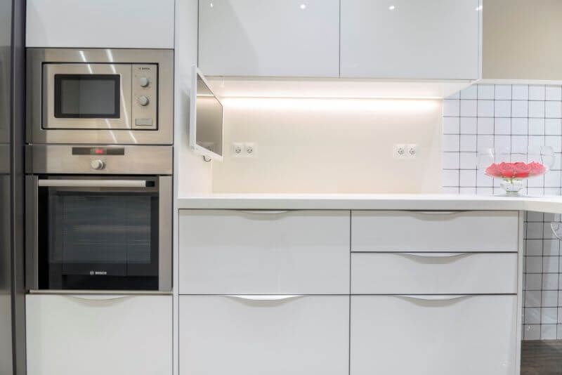 Materiales para los muebles de cocina  TPC Cocinas