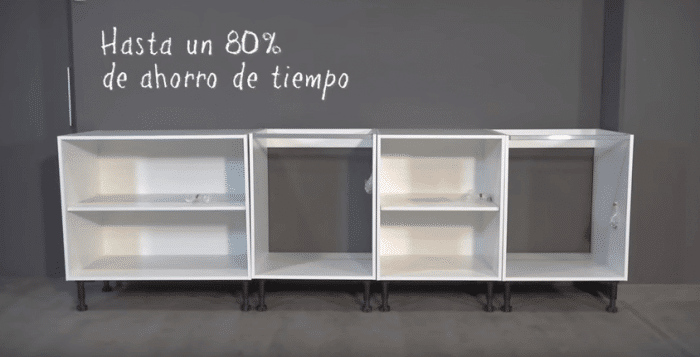 Muebles de cocina por modulos ikea ideas - Modulos muebles cocina ...