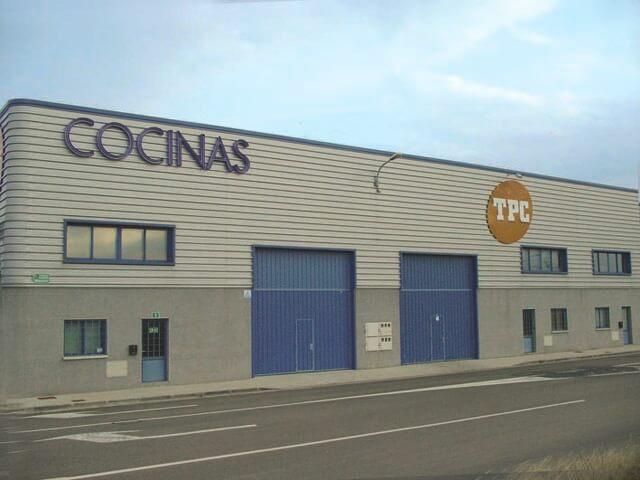 TPC Cocinas en Zaragoza