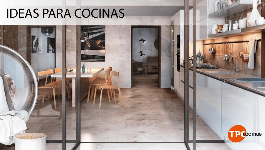 Ideas para cocinas - TPC Cocinas