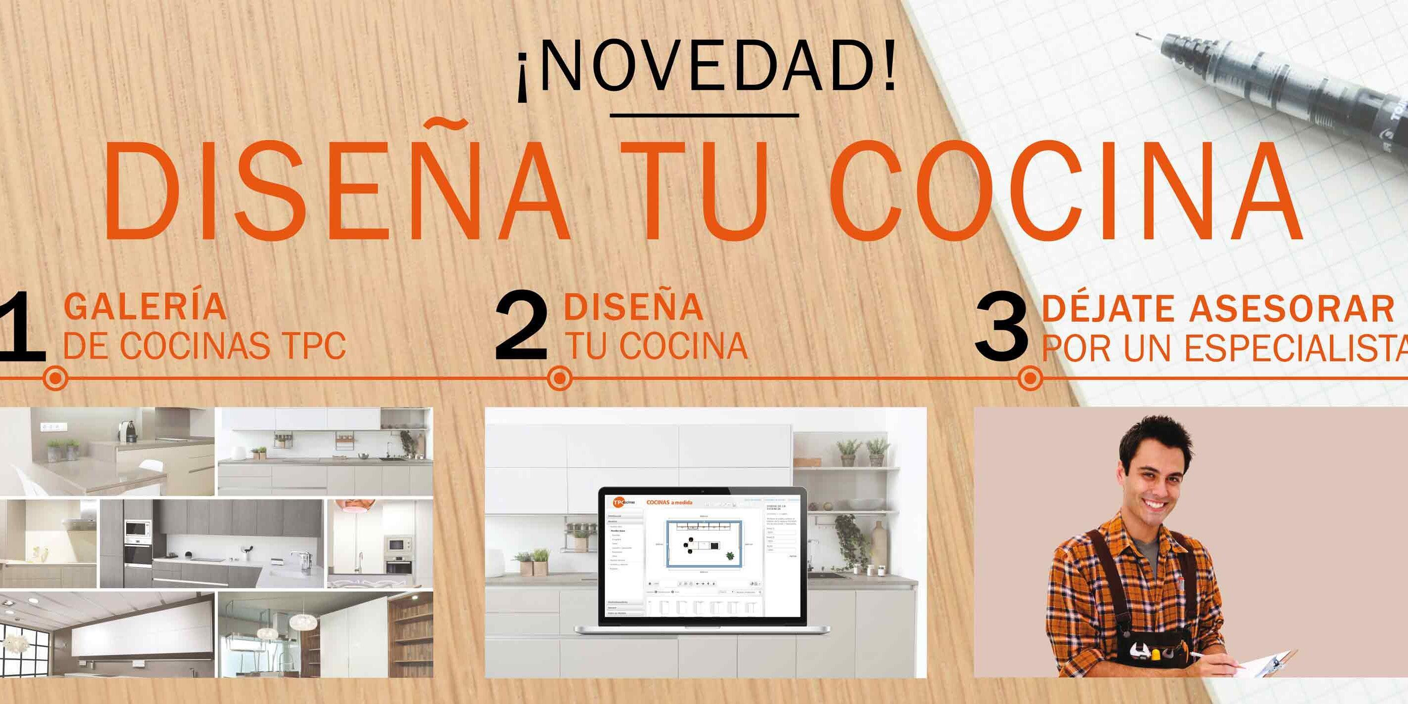 Cocinas 3d Disena Gratis Tu Cocina En 3d