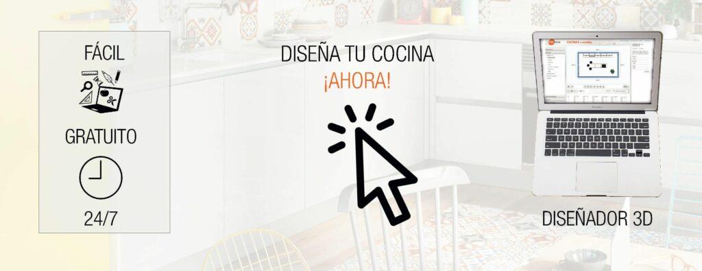 TPC Cocinas | Diseñador 3D