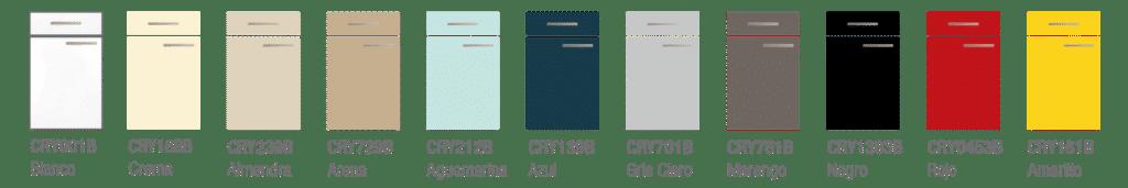 TPC Cocinas   Puertas de cocina para todos los estilos