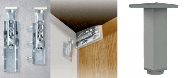 Tpc cocinas accesorios de muebles de cocina - Accesorios muebles de cocina ...