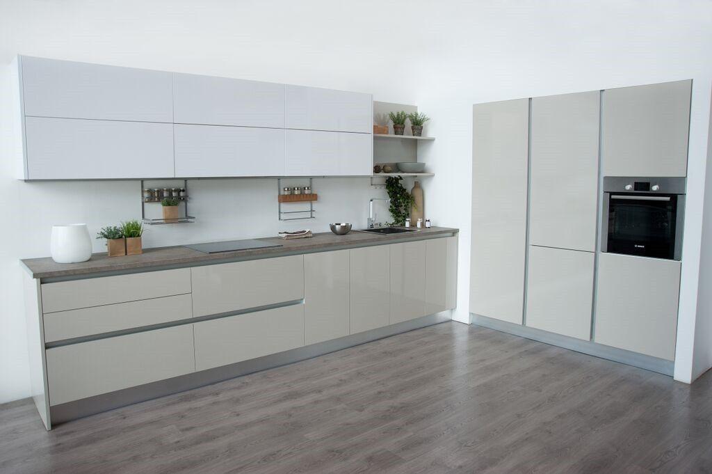 Tpc cocinas cocinas blancas - Cocina blanca mate o brillo ...