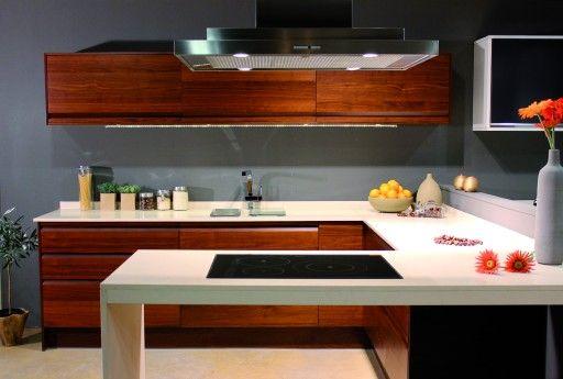 Tpc cocinas cocina americana for Muebles de cocina para espacios pequenos
