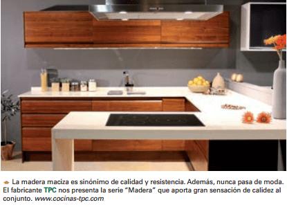 TPC Cocinas | Cocina americana