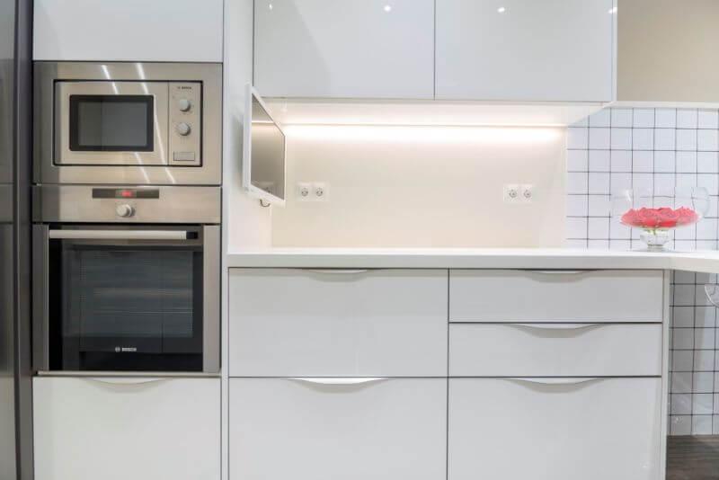 Tpc cocinas materiales para los muebles de cocina for Material cocina