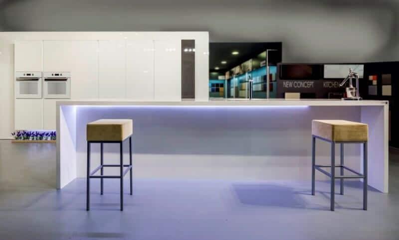 Elegir el color de los muebles de cocina - TPC Cocinas