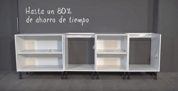 Tpc cocinas m dulos de cocina - Modulos de muebles de cocina ...