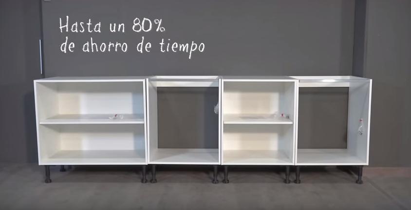 Comprar muebles de cocina montados. - TPC Cocinas