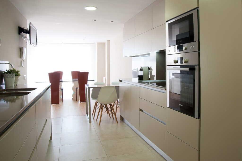 Tirador gola para muebles de cocina tpc cocinas - Tiradores para cocinas ...