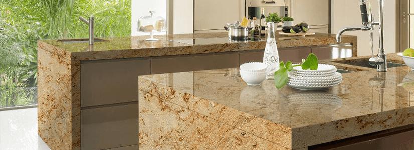 Tpc cocinas encimeras for Encimera cocina marmol o granito