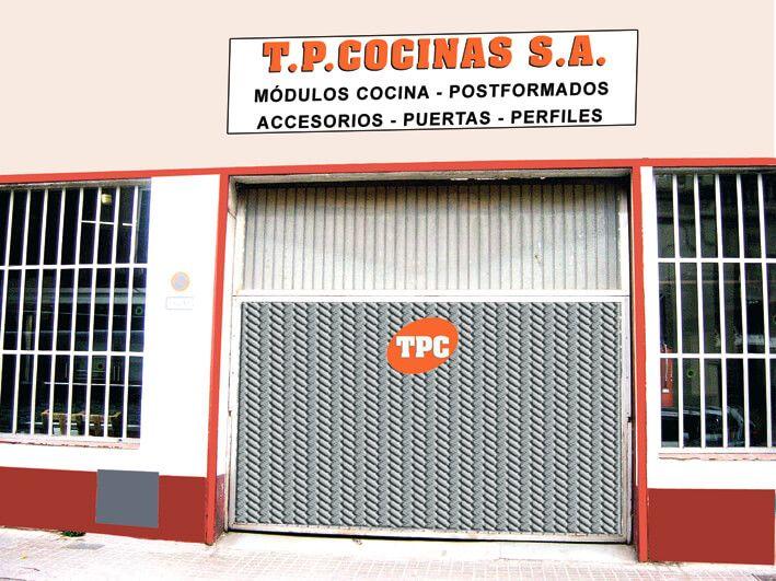 TPC Cocinas Barcelona