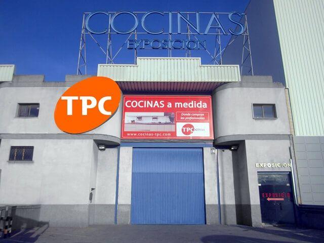 Tiendas de cocinas en Cornellà - Barcelona|TPC