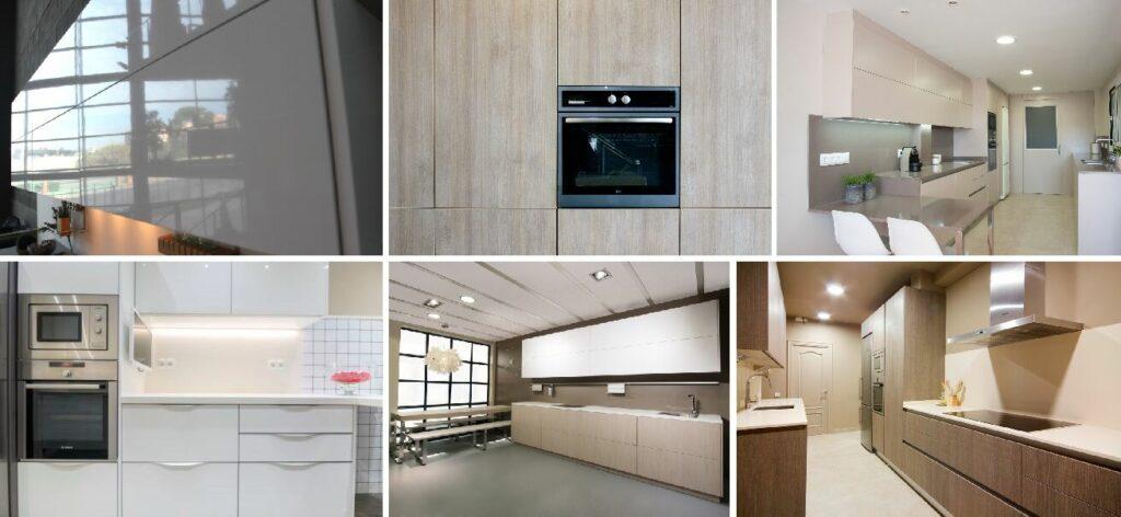 TPC Cocinas | Puertas de cocina para todos los estilos