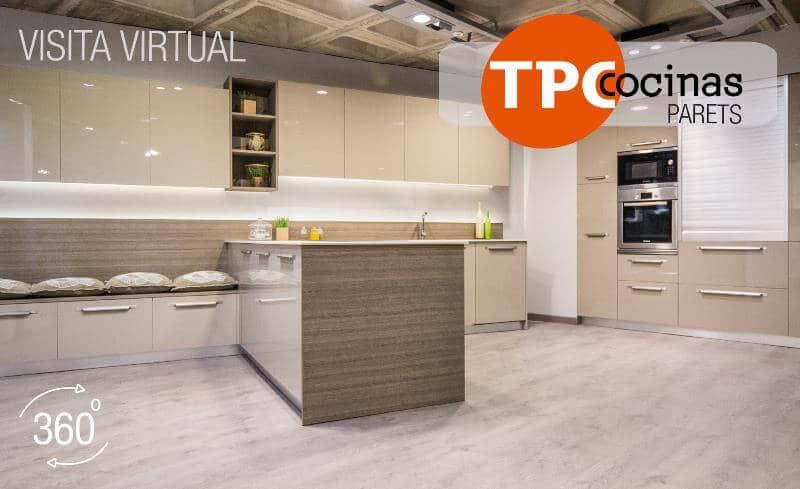 Tpc cocinas exposici n de cocinas for Exposicion de muebles de cocina