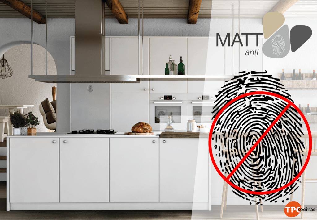 Matt antihuella - TPC-01