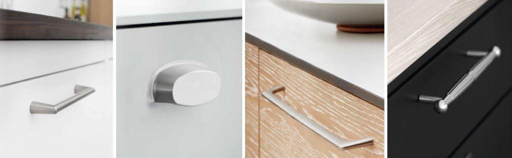Nuevos tiradores furnipart tpc cocinas - Tiradores de puertas de cocina ...