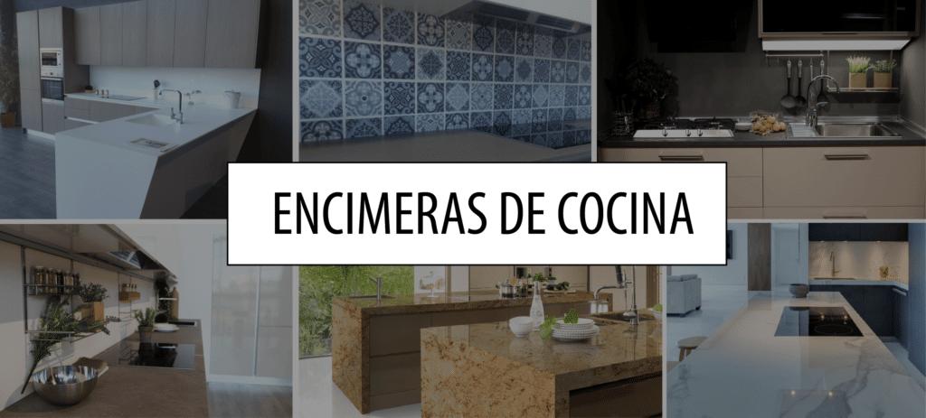 Encimeras de cocina tpc cocinas for Material cocina