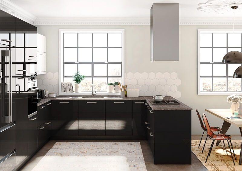 Tpc cocinas planificar una cocina peque a - Planificar una cocina ...