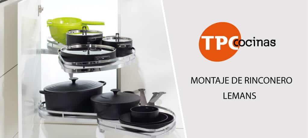 Tpc cocinas montaje de mueble rinconero - Montaje de cocina ...