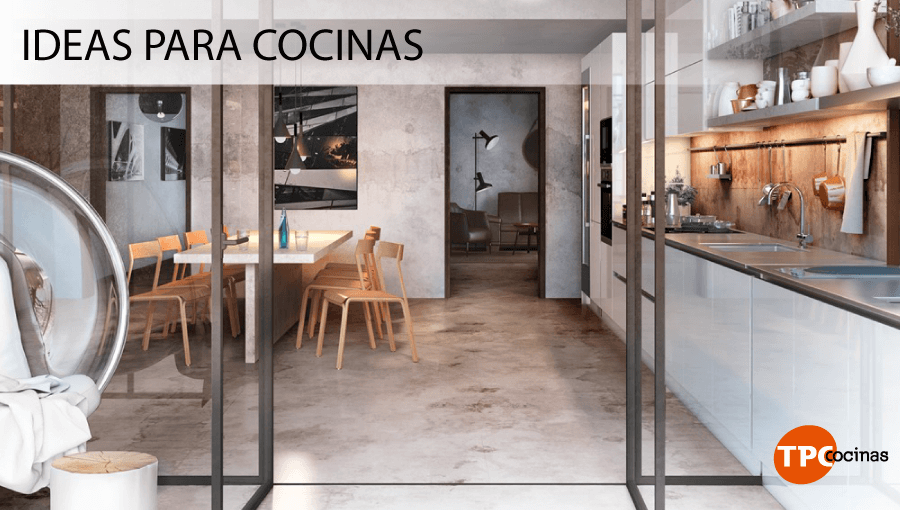 TPC Cocinas | Ideas para cocinas