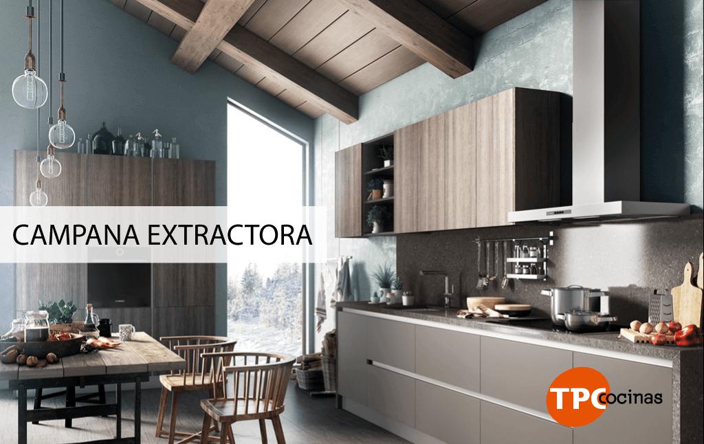 Tpc cocinas campana extractora - Cocinas de campana ...