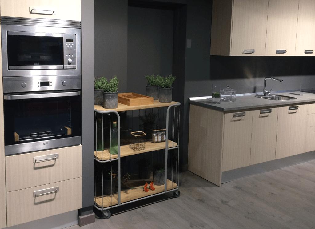 Tpc cocinas muebles auxiliares de cocina for Carrito auxiliar cocina