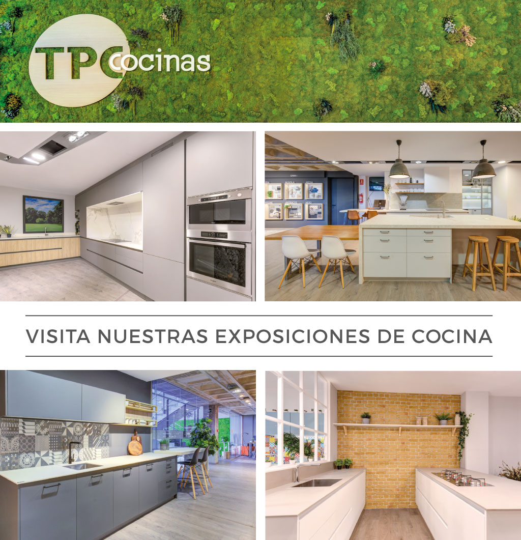 Visita Nuestras Exposiciones De Cocina Tpc Cocinas