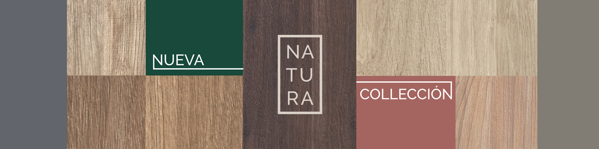 Colección de puertas de cocina Natura