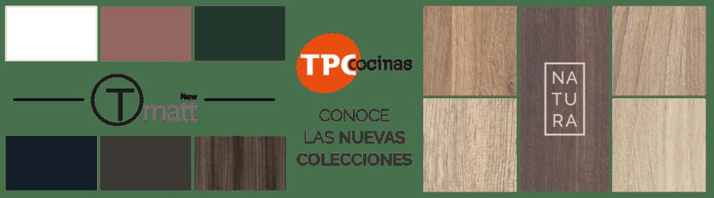 Nuevas colecciones TPC Cocinas