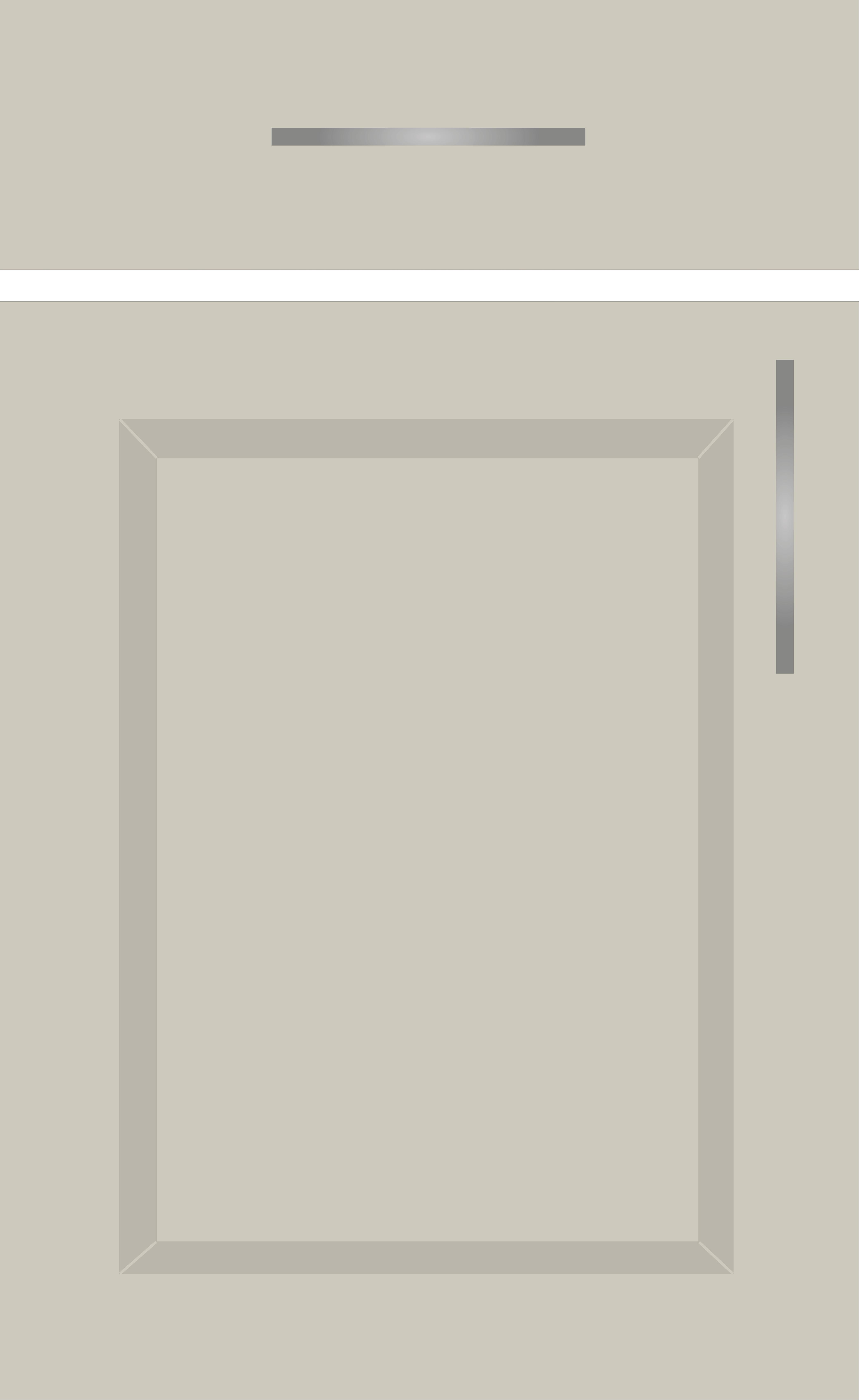 frente puerta rustica para cocina