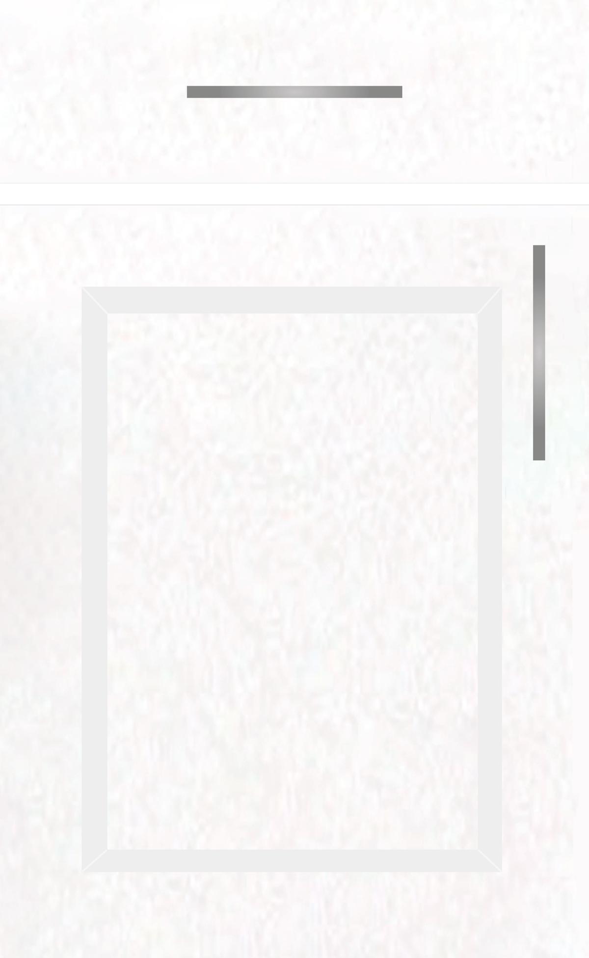 puerta rustica blanca para cocina