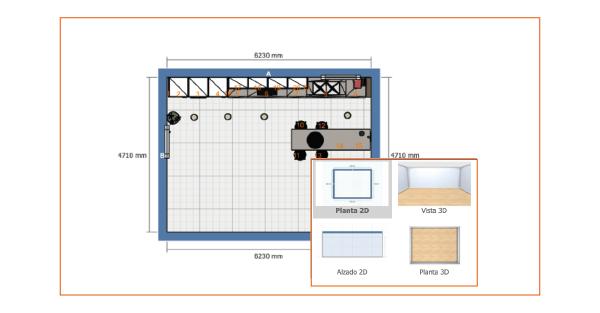 Diseñador 3D TPC Cocinas